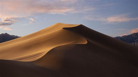 macos mojave day desert stock  wallpapers hd