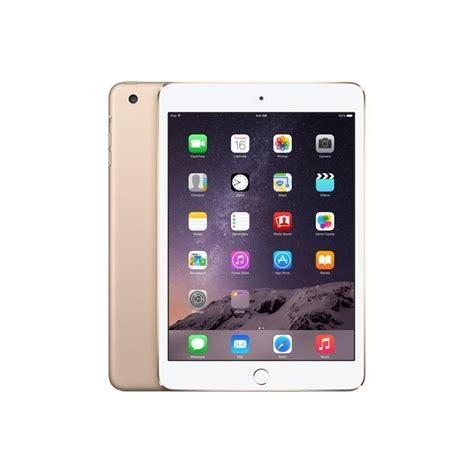 3 Mini 16gb apple mini 3 16gb wifi a1599 kuldne tahvelarvutid