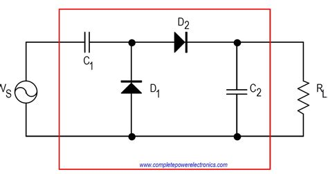 multiplier circuit diagram circuit diagram voltage multiplier image collections how
