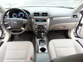 2012 Ford Fusion Interior 2012 Ford Fusion Pictures Cargurus