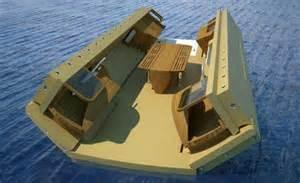 floating home plans floating platform house design homemade dining table plans