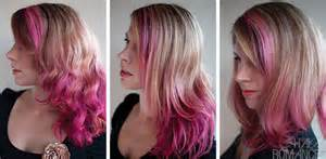 does permanent hair color fade how does pink hair dye last hair