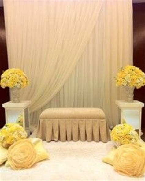 Sofa Pelaminan 1000 images about wedding decor on backdrops runners and simple