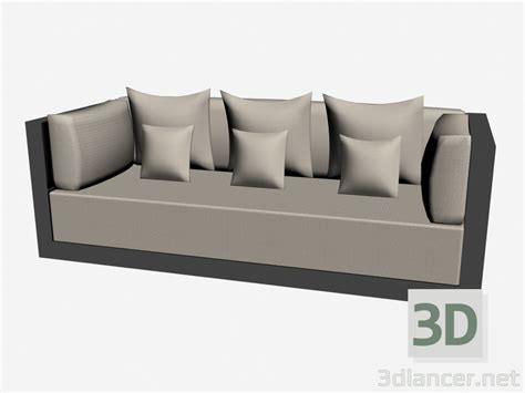 free couch sydney 3d model sofa sydney manufacturer giorgio armani casa