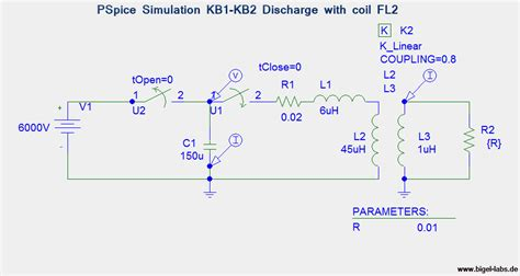 capacitor bank discharge circuit discharge behavior of capacitor banks