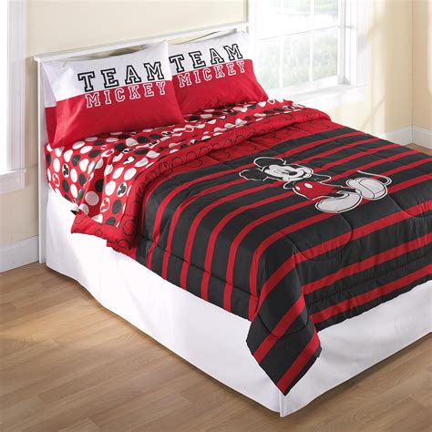 Mickey Mouse Bedding Totally Kids Totally Bedrooms Mickey Bedding