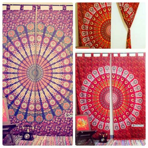 hippie tapestry curtains 17 best ideas about hippie curtains on pinterest dream