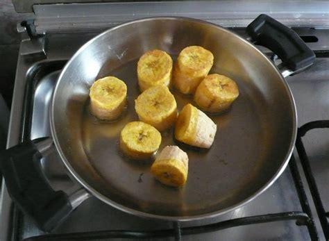 cucinare il platano il platano cos 232 e come si cucina