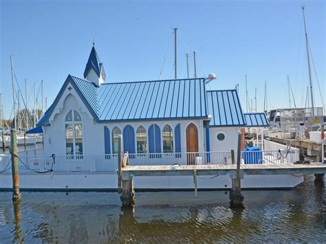 floating home for sale in palmetto florida