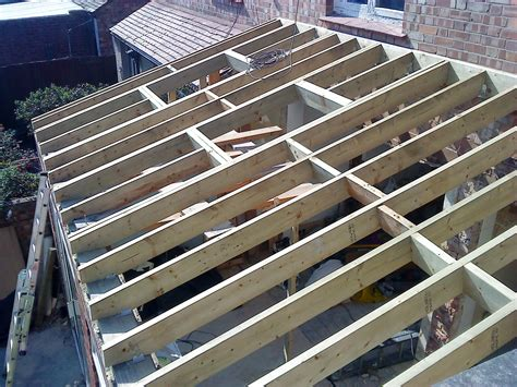 Flat Roof Construction Flat Roof Conversion