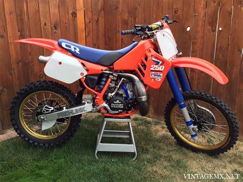 1988 honda cr250r 80 1987 honda cr250r motorcycle specifications for