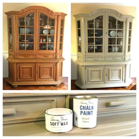 Dining Room Hutch Makeover 25 Best Ideas About China Cabinet Makeovers On