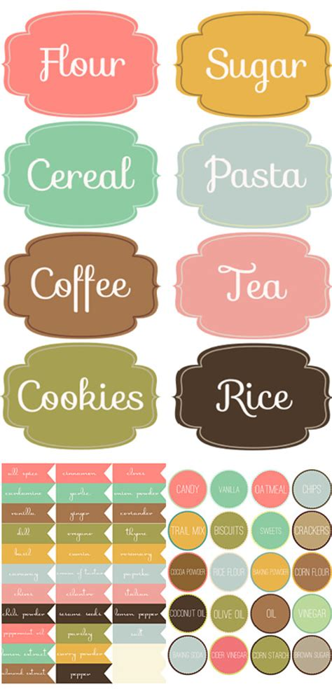 label design diy diy label projects and free printables the budget decorator