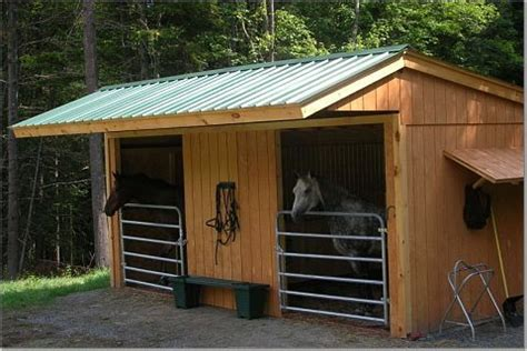 small horse barns  pinterest horse barns horse stalls