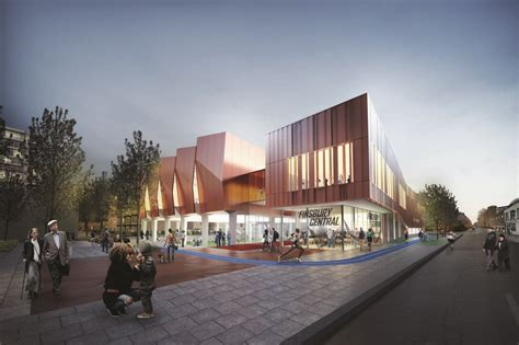 man wins competition to name new leisure centre in selby finsbury leisure centre architect magazine pollard