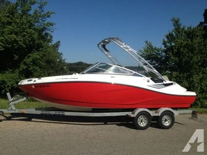 boat trailer parts atlanta ga 2011 seadoo 210 challenger with tower and trailer for sale