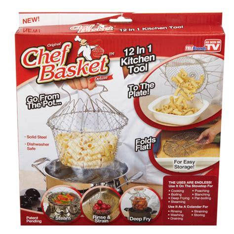 Chef Basket Kitchen Tools chef basket kitchen tools silver jakartanotebook