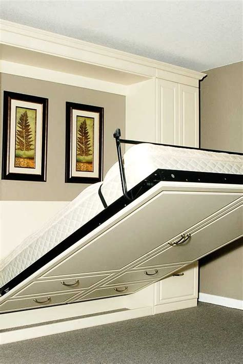 Murphy Bed Used 25 Best Ideas About Wall Beds On Murphy Bed