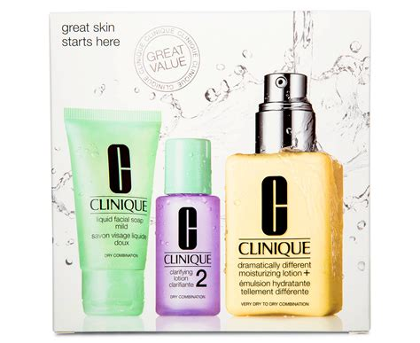 Clinique Exclusive clinique exclusive great skin starts here 2 set scoopon