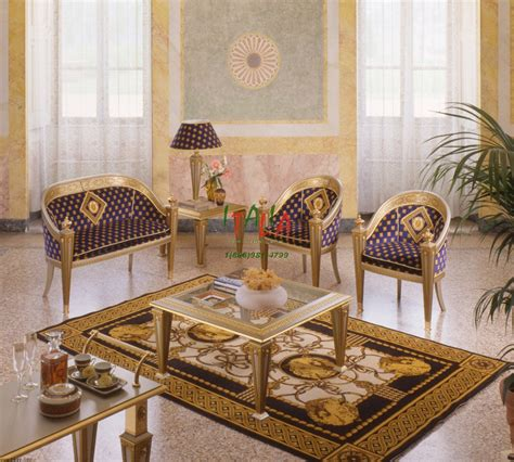 Versace Living Room Design by Versace Living Room Set Modern House