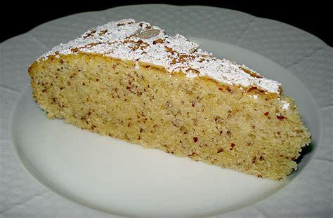mandel karotten kuchen amaretto mandel kuchen rezepte chefkoch de