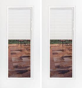 Feather River Patio Doors Mini Blinds Lite Available In Single Single With 2 Sidelites With 2
