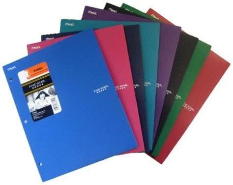 five 4 school 10 ideas about school folders on school