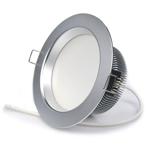 Lu Downlight 1 X 18 Watt recessed downlight surface mounted led luxspace