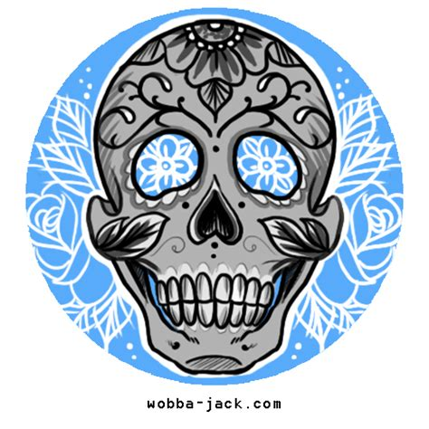teschio messicano fiori significato tatuaggio teschio messicano wobba
