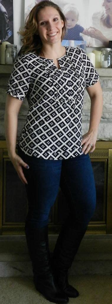 Blouse Moni 41hawthorn moni studded sleeve blouse stitch fix my stitch fixes