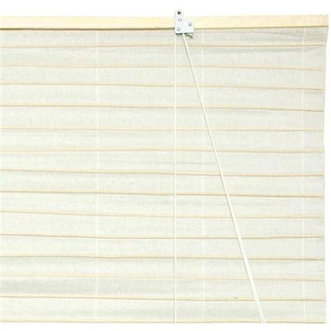 oriental paper l shades oriental furniture shoji paper roll up blinds in white