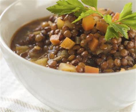 cucinare le lenticchie con il bimby zuppa di lenticchie bimby la ricetta per preparare la