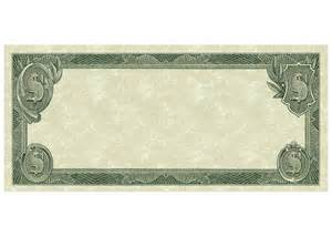 steven noble illustrations dollar bill border
