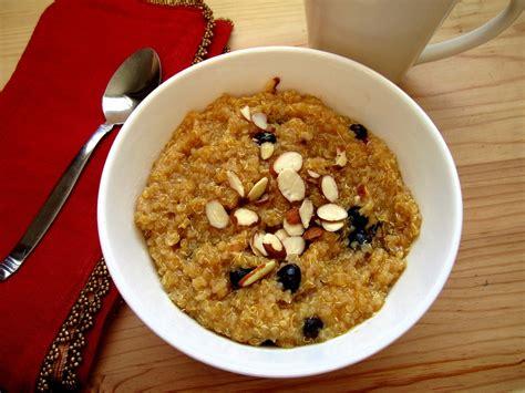 pumpkin breakfast quinoa eat drink love