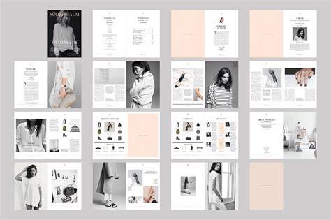 indesign digital magazine templates indesign magazine template sodermalm magazine design