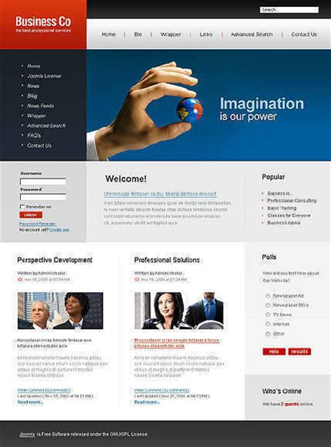download themes joomla joomla themes free themes joomla download joomla
