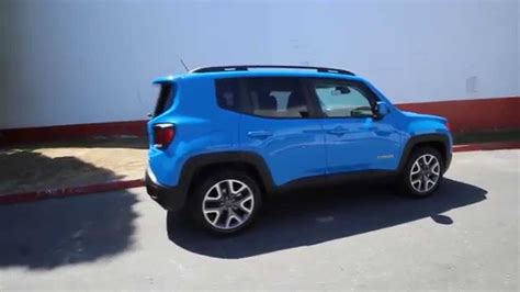 jeep renegade blue 2015 jeep renegade latitude blue fpb40716 redmond