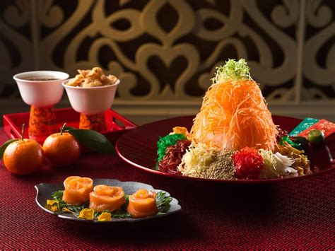 new year singapore salad 8 outstanding yusheng platters for lunar new year lo hei