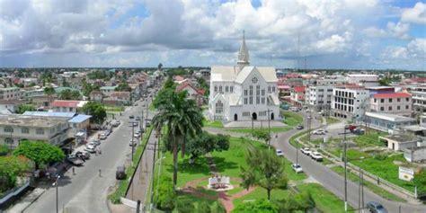 georgetown guyana tourist destinations