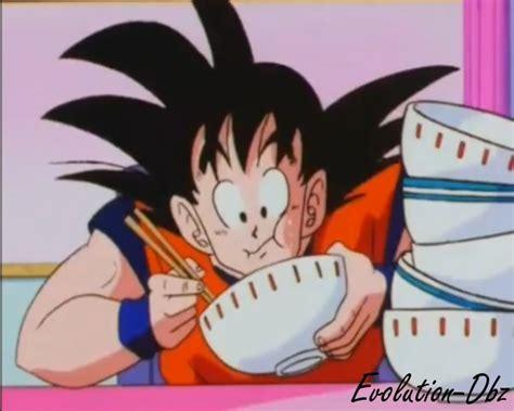 imagenes de goku comiendo sangoku d 233 but sangohan l ultime 233 spoire de la terre