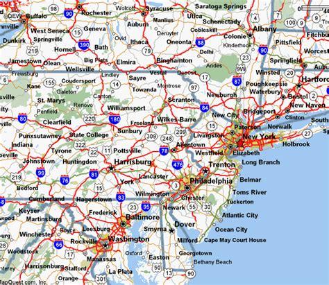washington dc map new york city of new york j nn j nln