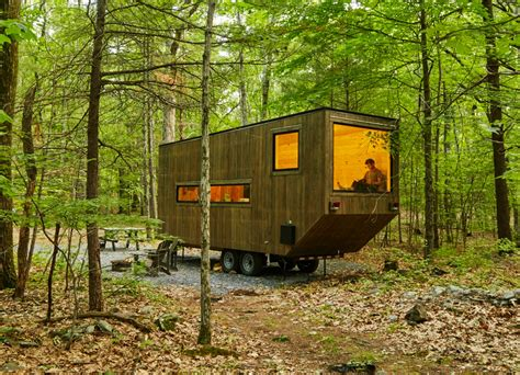 getaway is launching new tiny house rentals in washington getaway is a new harvard startup that lets city slickers