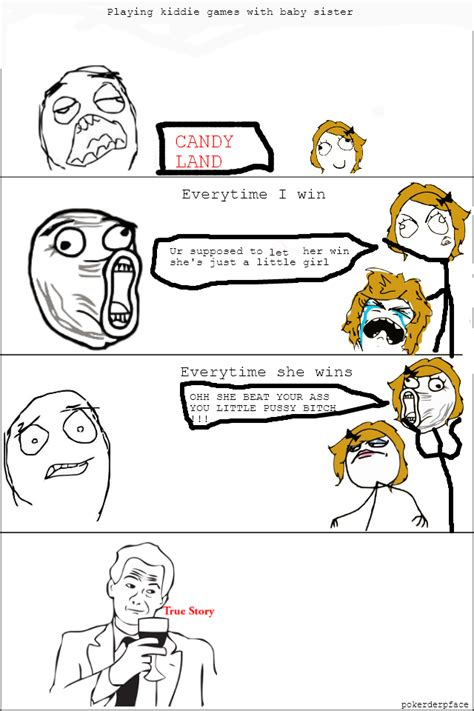 Funny Rage Meme - the best funny post ever true story