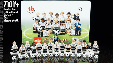 Minifigure Replika Lego Mats Hummels German Soccer Player opelouis s toys collection lego minifigures 71014 dfb the mannschaft series german national
