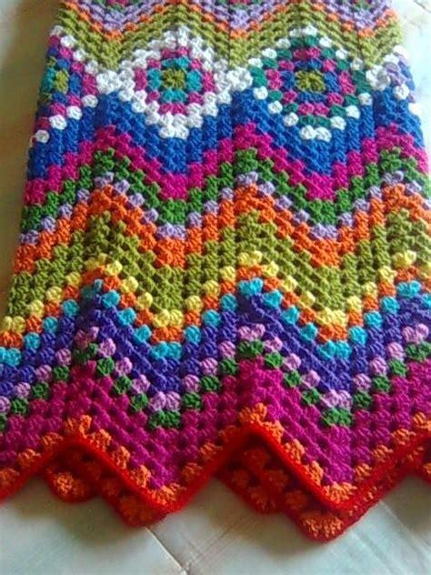 granny zig zag crochet pattern 17 best images about crochet granny square on pinterest