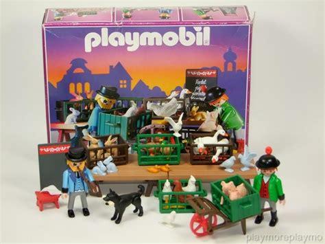 playmobil stall playmobil animal trader market stall 5344 boxed
