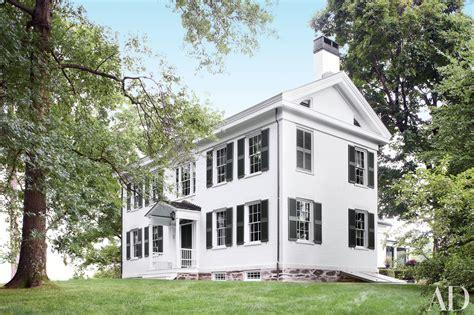 white exterior paint colors ideas  beautiful houses