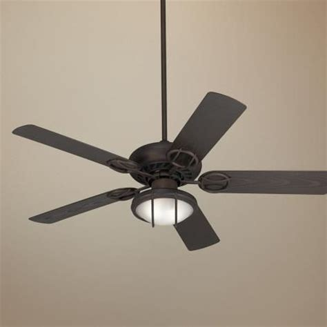 casa vieja ceiling fans 52 quot casa vieja bronze wet location ceiling fan w light