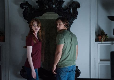 film oculus review why oculus is one of the scariest american