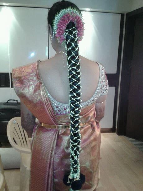 South Indian Wedding Hairstyles For Hair by South Indian Wedding Hairstyles